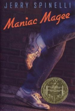 Maniac Magee: A Novel (Hardcover)