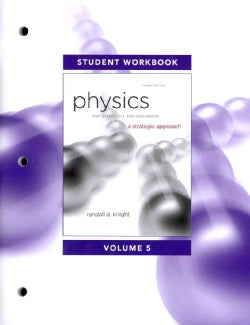 Physics for Scientists and Engineers: A Strategic Approach (Paperback)