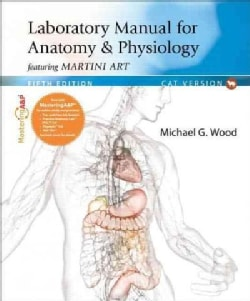 Anatomy & Physiology Featuring Martini Art: Cat Version (Paperback)