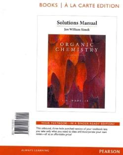 Organic Chemistry: Books a La Carte Edition (Loose-leaf)