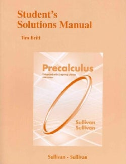 Precalculus: Enhanced With Graphing Utilites (Paperback)