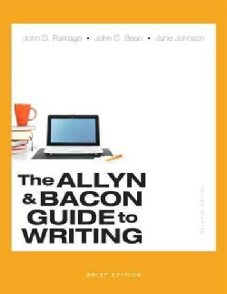 The Allyn & Bacon Guide to Writing (Paperback)