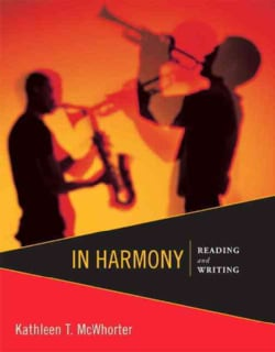 In Harmony + Myskillslab Included Pearson eText: Reading and Writing