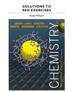 Chemistry Solutions to Red Exercises: The Central Science (Paperback)