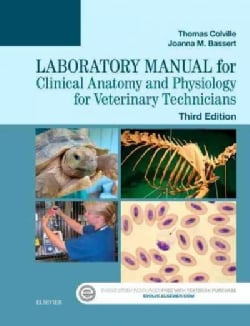 Clinical Anatomy and Physiology for Veterinary Technicians (Paperback)