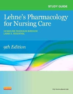 Pharmacology for Nursing Care (Paperback)