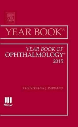 Year Book of Ophthalmology 2015 (Hardcover)