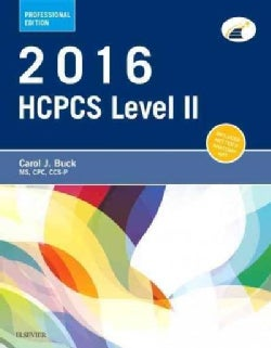HCPCS 2016 Level II: Includes Netter's Anatomy Art (Paperback)