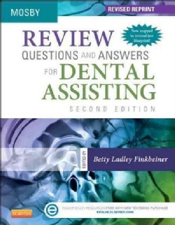 Mosby Review Questions and Answers for Dental Assisting