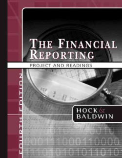 The Financial Reporting: Project and Readings (Paperback)