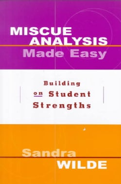 Miscue Analysis Made Easy: Building on Student Strengths (Paperback)