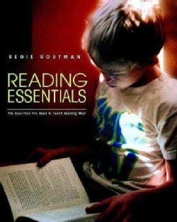 Reading Essentials: The Specifics You Need to Teach Reading Well (Paperback)