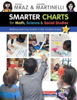Smarter Charts for Math, Science & Social Studies: Making Learning Visible in the Content Areas; K-2 (Paperback)