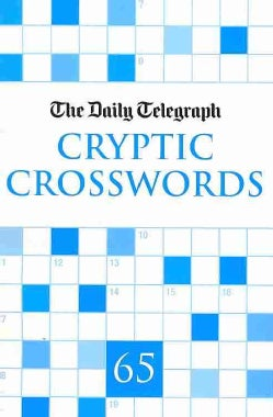 The Daily Telegraph Cryptic Crosswords 65 (Paperback)