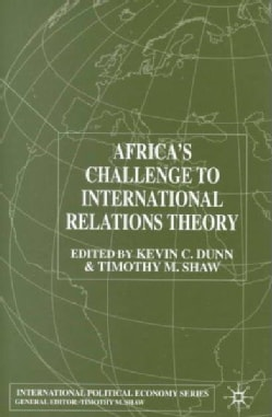 Africa's Challenge to International Relations Theory (Hardcover)
