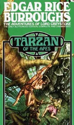 Tarzan of the Apes: Tarzan No. 1 (Paperback)