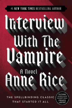 Interview With the Vampire (Paperback)
