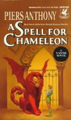 A Spell for Chameleon (Paperback)