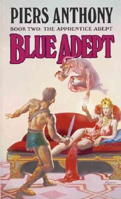 Blue Adept (Paperback)
