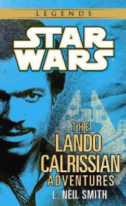 The Adventures of Lando Calrissian: Lando Calrissian and the Mindharp of Sharu/Lando Calrissian and the Flamewind... (Paperback)