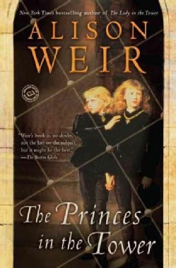 The Princes in the Tower (Paperback)