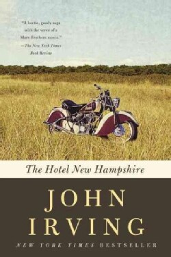 The Hotel New Hampshire (Paperback)