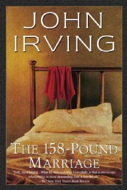 The 158-Pound Marriage (Paperback)