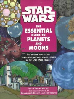Star Wars: The Essential Guide to Planets and Moons (Paperback)