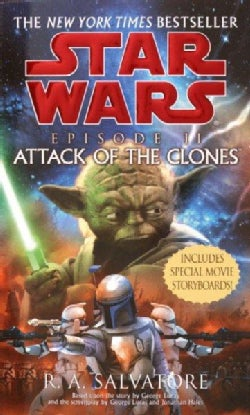 Attack of the Clones (Paperback)