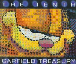 The Tenth Garfield Treasury (Paperback)