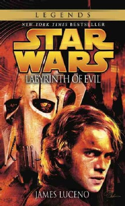 Star Wars: Labyrinth of Evil (Paperback)