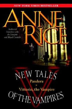 New Tales Of The Vampires: Pandora Vittorio, The Vampire (Paperback)