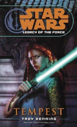 Star Wars Legacy of the Force Tempest (Paperback)