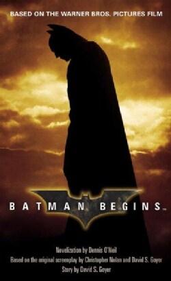 Batman Begins (Paperback)