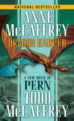 Dragon Harper (Paperback)