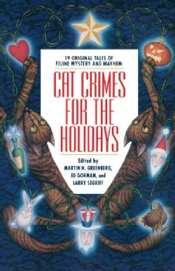 Cat Crimes for the Holidays (Paperback)