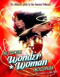 The Essential Wonder Woman Encyclopedia (Paperback)