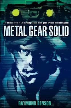 Metal Gear Solid (Paperback)