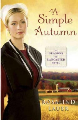 A Simple Autumn (Paperback)