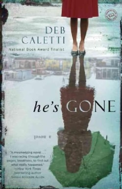 He's Gone (Paperback)