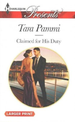 Claimed for His Duty (Paperback)