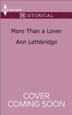 More Than a Lover (Paperback)