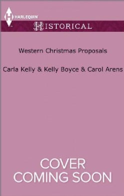 Western Christmas Proposals: Christmas Dance With the Rancher / Christmas in Salvation Falls / the Sheriff's Chri... (Paperback)