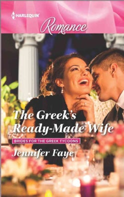 The Greek's Ready-Made Wife (Paperback)