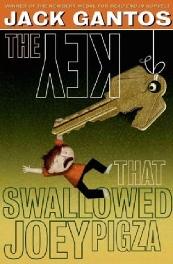 The Key That Swallowed Joey Pigza (Hardcover)