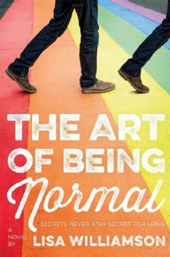The Art of Being Normal (Hardcover)