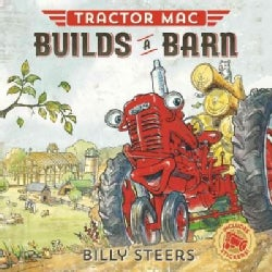 Tractor MAC Builds a Barn (Paperback)