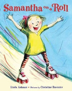 Samantha on a Roll (Hardcover)