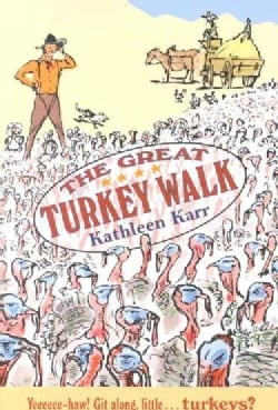 The Great Turkey Walk (Paperback)
