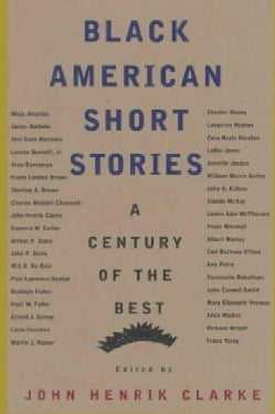Black American Short Stories: A Century of the Best (Paperback)